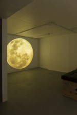 Tracing Moonlight (Install) 2016 by Ella Condon