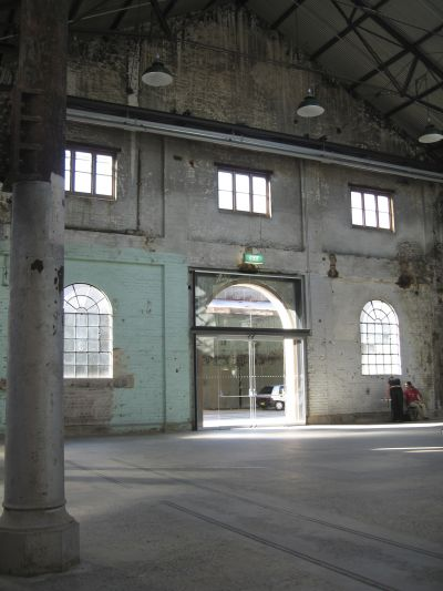 Carriageworks 2009 by Ella Condon